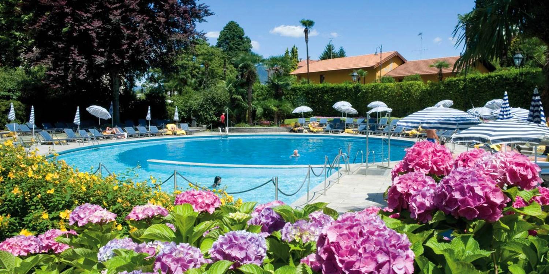 Regina Palace Hotel -- Stresa, Italien