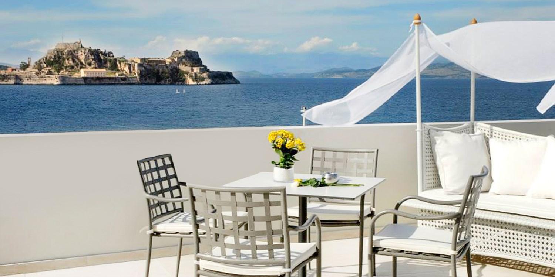 Aquis Mon Repos Palace -- Korfu, Griechenland