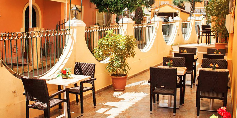 Bella Vista Beach Hotel and Studios -- Corfu Town, Greece
