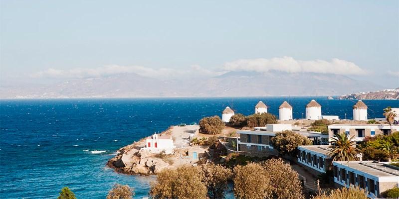 Mykonos Adonis Hotel -- Mykonos, Greece
