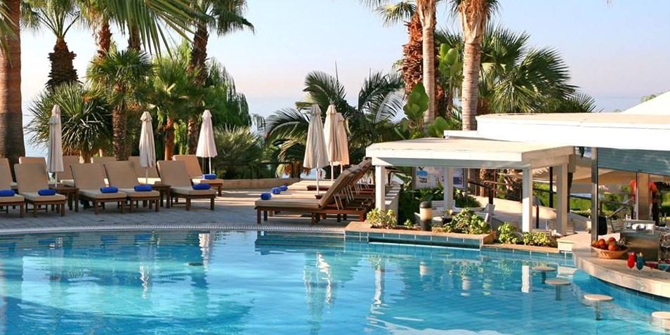 Mediterranean Beach Hotel -- Limassol, Cyprus