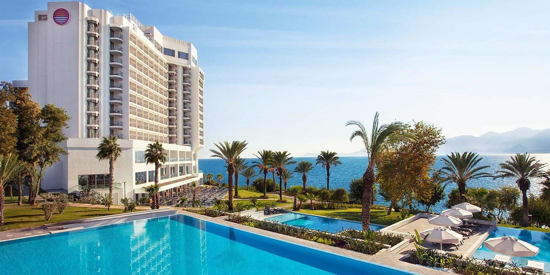 Akra Hotel -- Antalya, Turkey