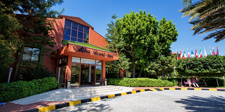 Alba Resort Hotel - All Inclusive -- Side, Türkei