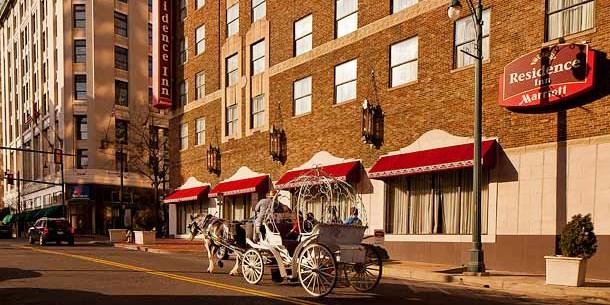 Residence Inn by Marriott Memphis Downtown -- Memphis, TN