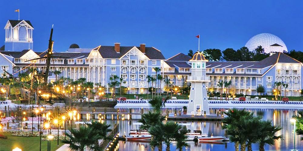 Disney's Beach Club Villas -- Bay Lake, FL