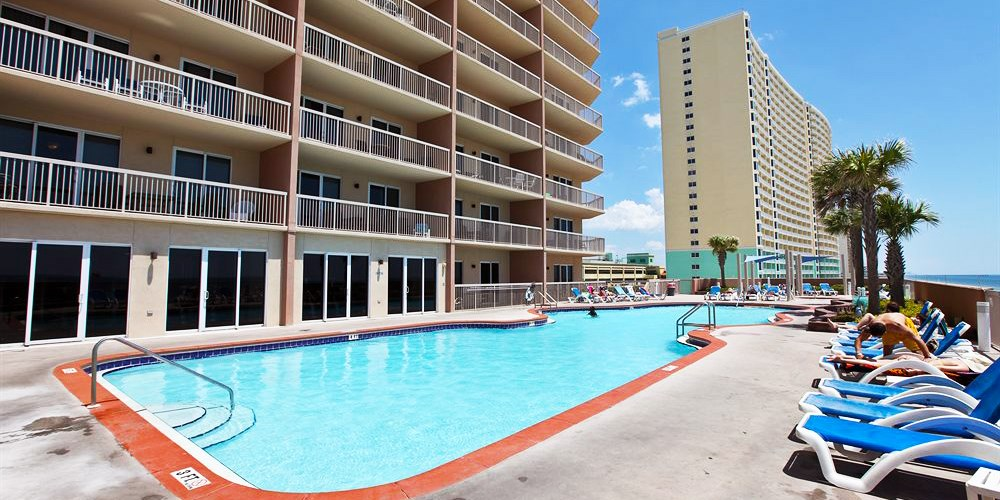 Sunrise Beach Resort by Wyndham Vacation Rentals -- Panama City, FL