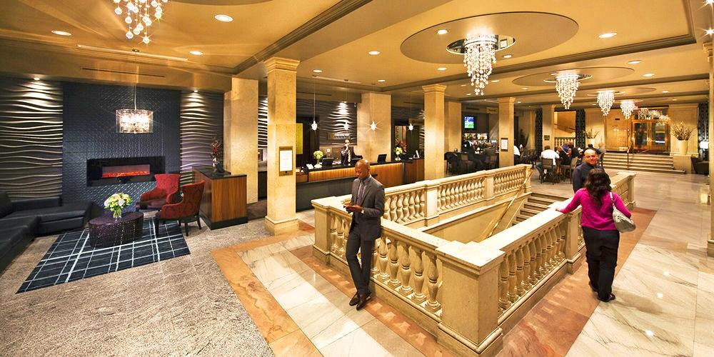 One King West Hotel & Residence -- Toronto, Canada