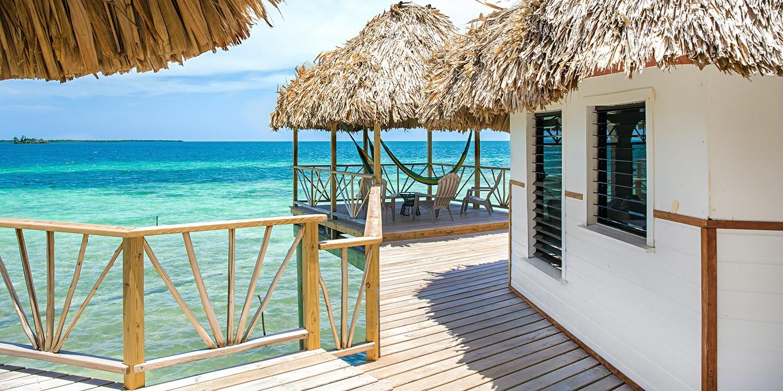Thatch Caye Resort -- Dangriga