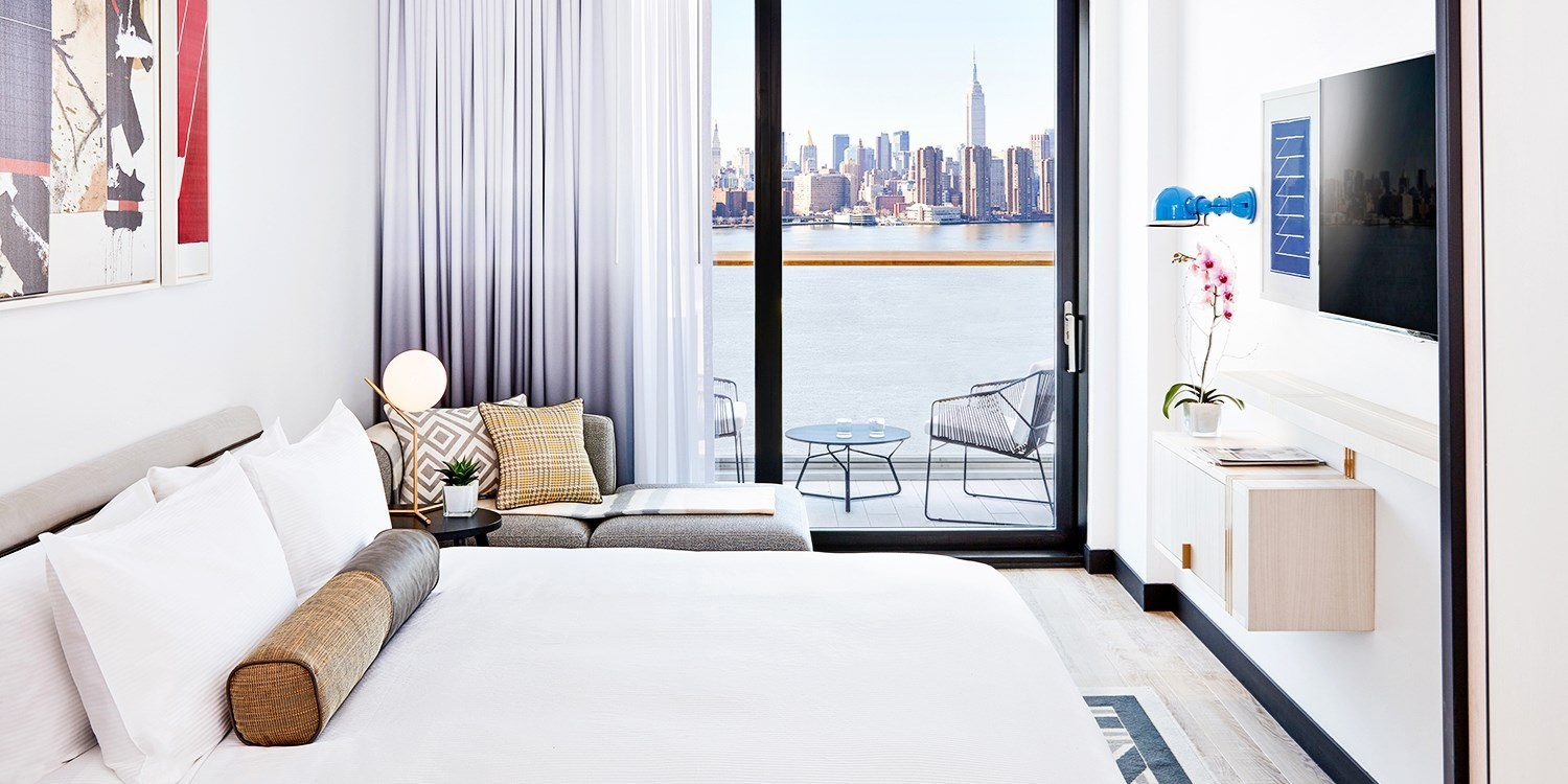 $209 – NYC: Brooklyn 5-Star Hotel w/Breakfast Credit -- Brooklyn, NY