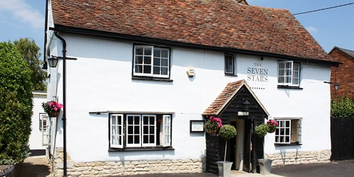 £26 -- Meal for 2 at Good Pub Guide-Recommended Bucks Inn