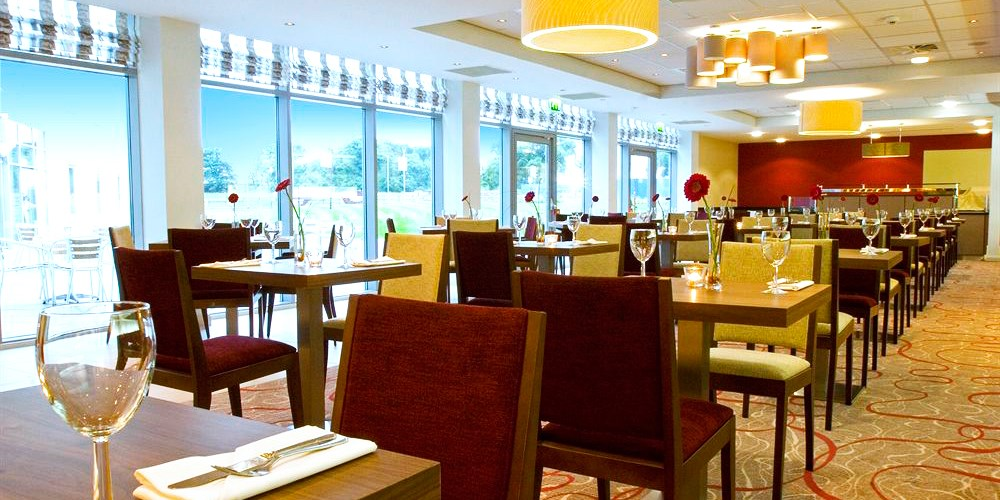 Hilton Garden Inn Luton North, United Kingdom -- Lilley