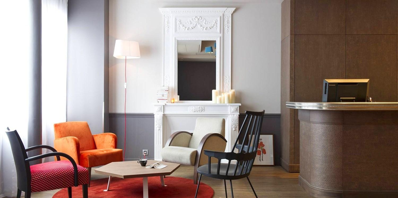 Hotel Magenta 38 -- Paris, France