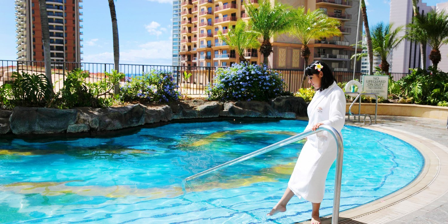 $69 -- $100 Credit for Services at Hilton Hawaiian Village