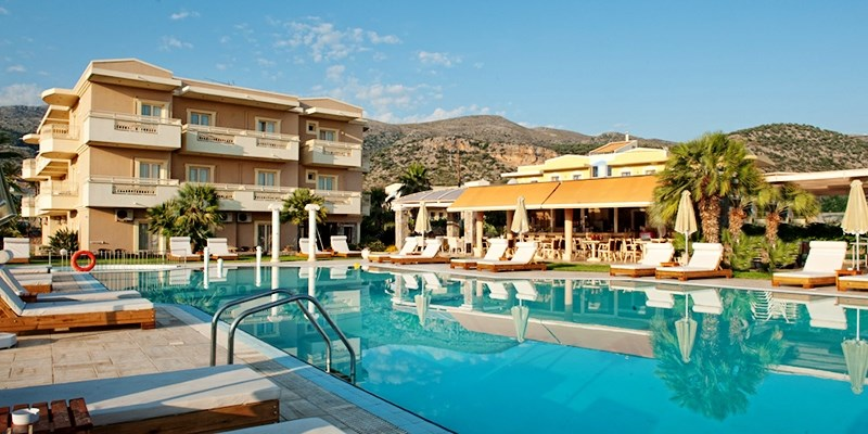 Socrates Hotel Malia Beach -- Malia, Greece