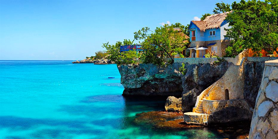The Caves Hotel -- Negril, Jamaica