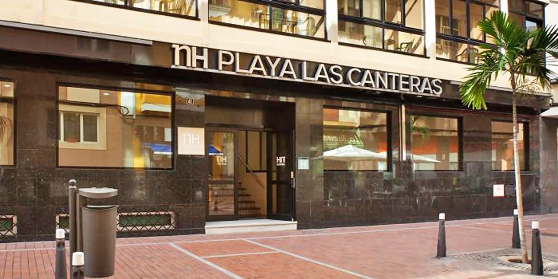 NH Las Palmas Playa las Canteras -- Las Palmas