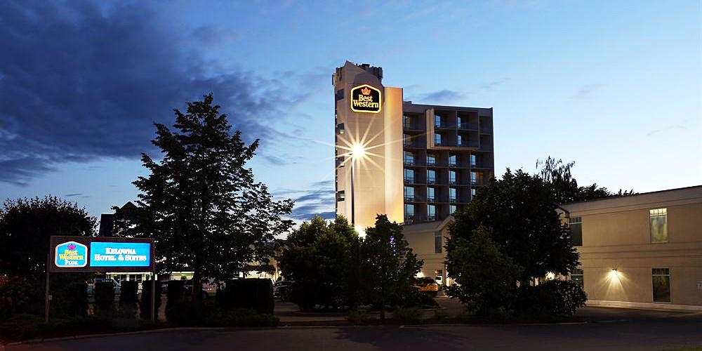 Best Western Plus Kelowna Hotel & Suites -- Kelowna, Canada