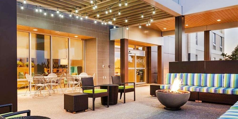 Home2 Suites by Hilton West Edmonton, Alberta, Canada -- Edmonton, Canada