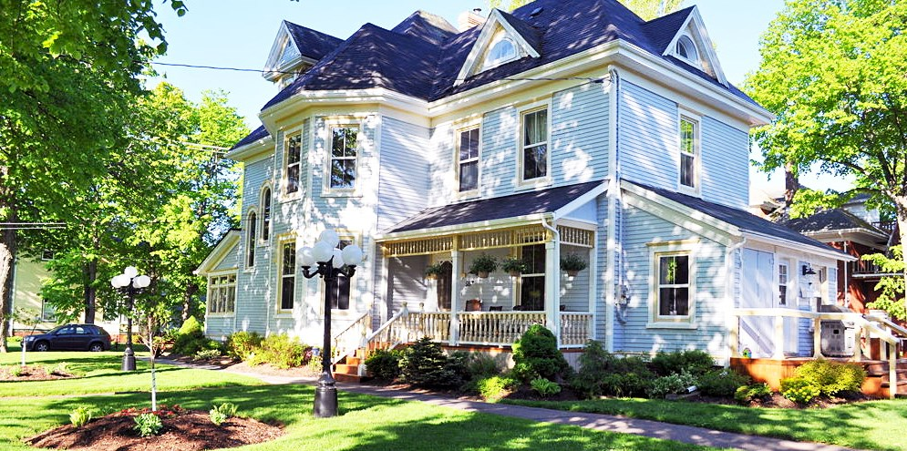 Summerside Inn Bed and Breakfast -- Summerside, Prince Edward Island