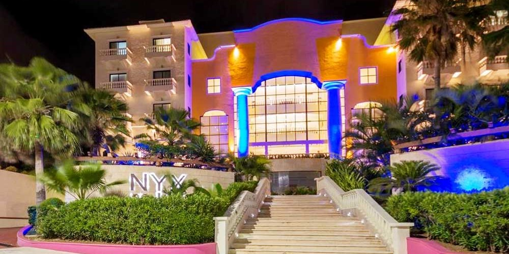 Hotel NYX Cancun -- Cancun, Mexico