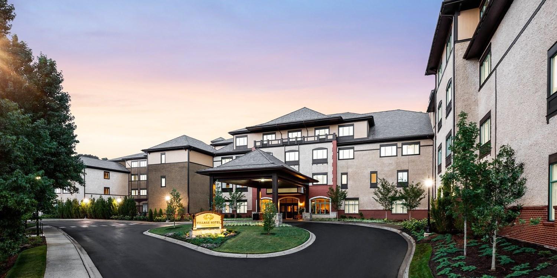Village Hotel on Biltmore Estate -- Asheville, NC
