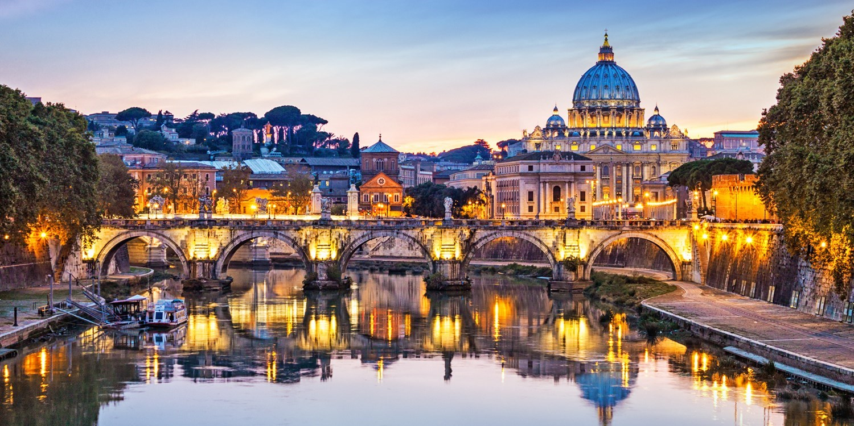 Hotel Il Cantico -- Rom, Italien