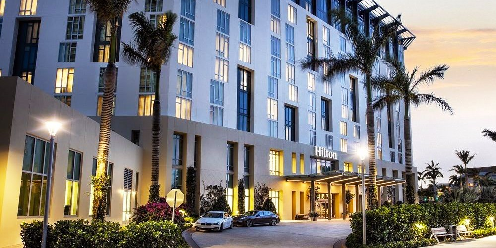 Hilton West Palm Beach -- West Palm Beach, FL