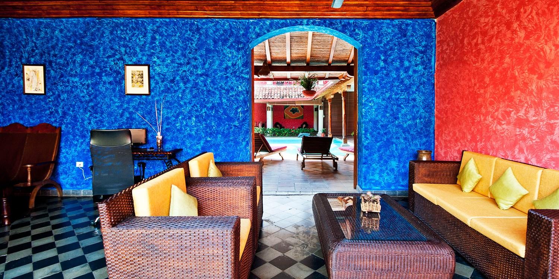 Hotel Casa del Consulado -- Granada, Nicaragua