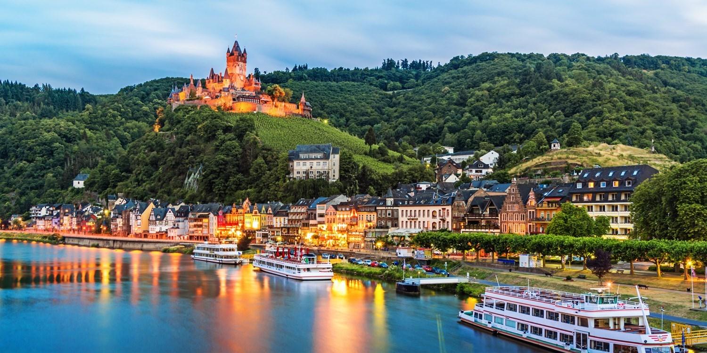 129€ – Vallée de la Moselle : hôtel & Spa de 4500 m², -49% -- Löf, Allemagne