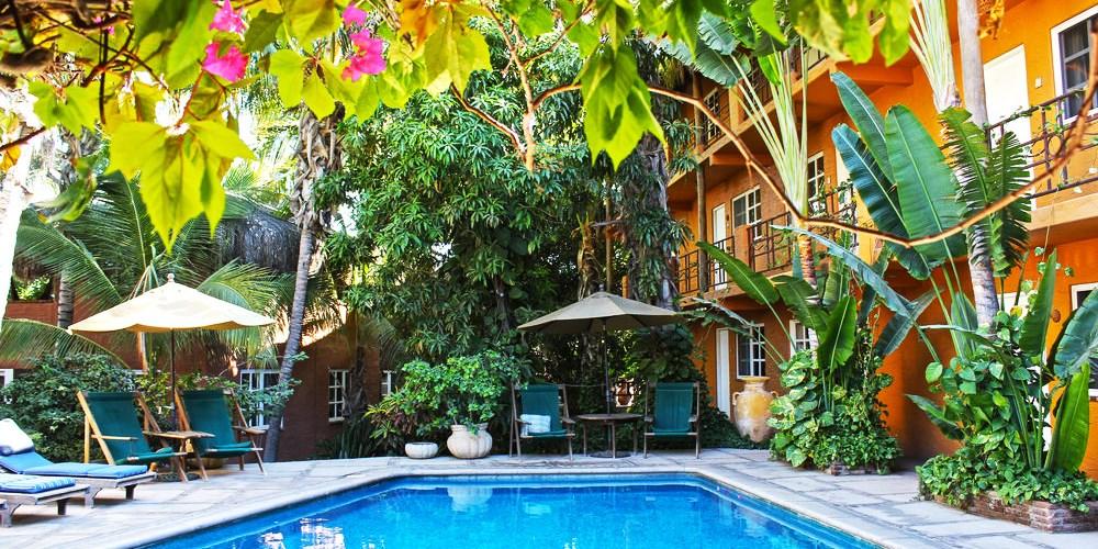 The Bungalows Hotel -- Los Cabos, Mexico