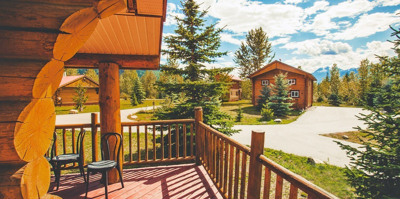 Glacier House Resort -- Revelstoke, Canada