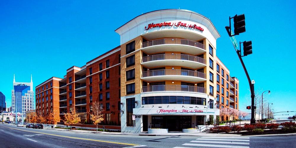 Hampton Inn & Suites Nashville Downtown -- Nashville, TN
