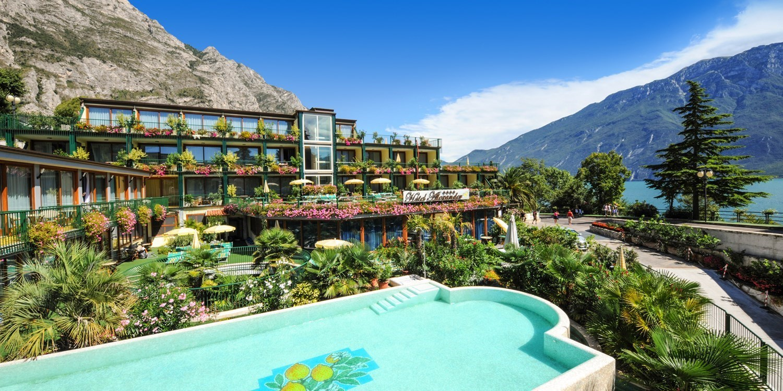 Hotel Alexander -- Limone sul Garda, Italien