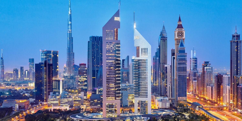 Jumeirah Emirates Towers -- Dubai, United Arab Emirates