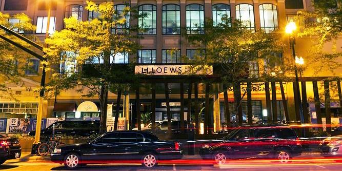 Loews Minneapolis Hotel -- Minneapolis, MN