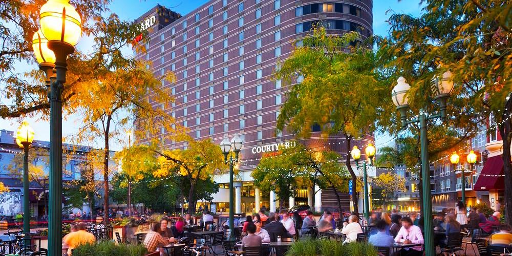 Courtyard by Marriott Minneapolis Downtown -- Minneapolis, MN