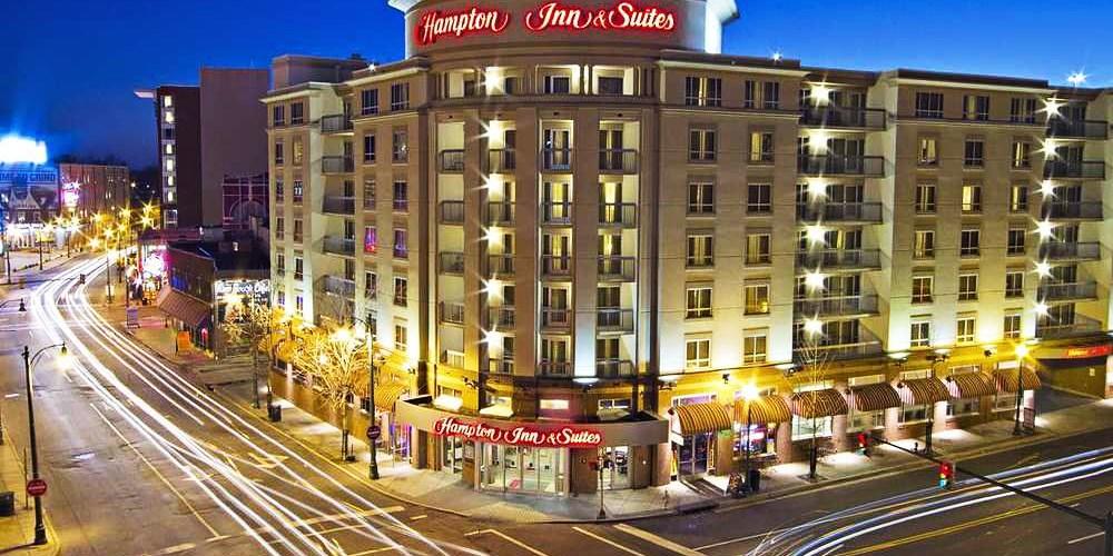 Hampton Inn & Suites at Beale Street -- Memphis, TN