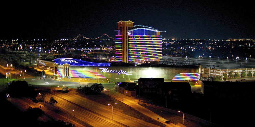 MotorCity Casino Hotel -- Detroit, MI