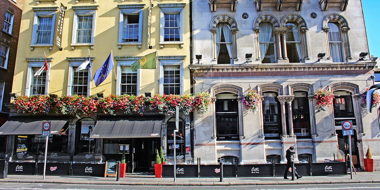 Dublin Citi Hotel -- Dublin, Ireland