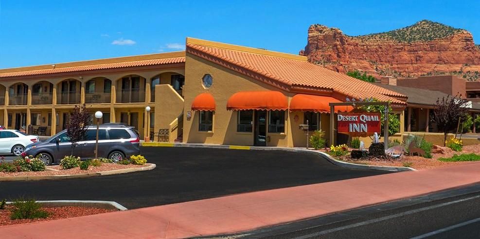 Desert Quail Inn -- Sedona, AZ