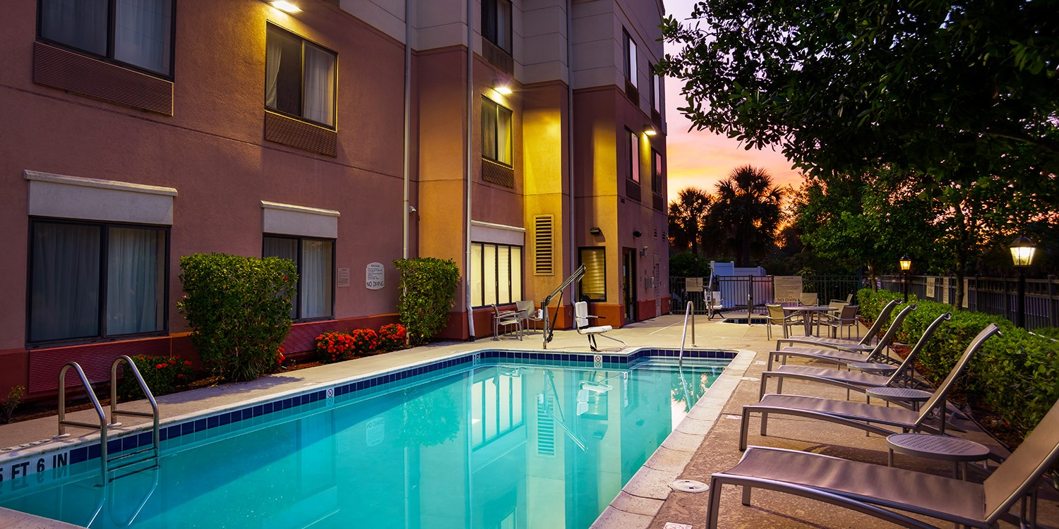 SpringHill Suites by Marriott St. Petersburg Clearwater -- Clearwater, FL