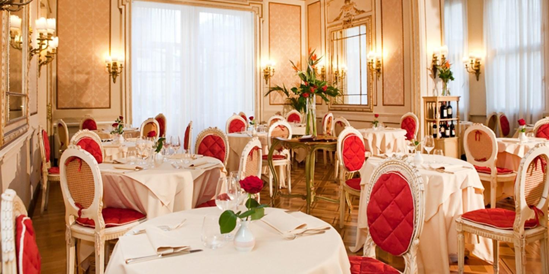Bristol Palace Hotel -- Genoa, Italy