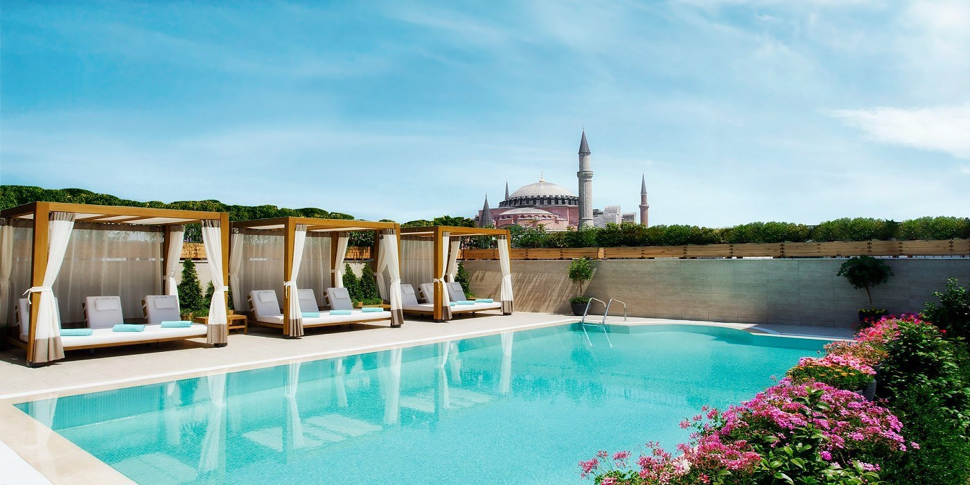 Sura Hagia Sophia Hotel -- Istanbul, Türkei