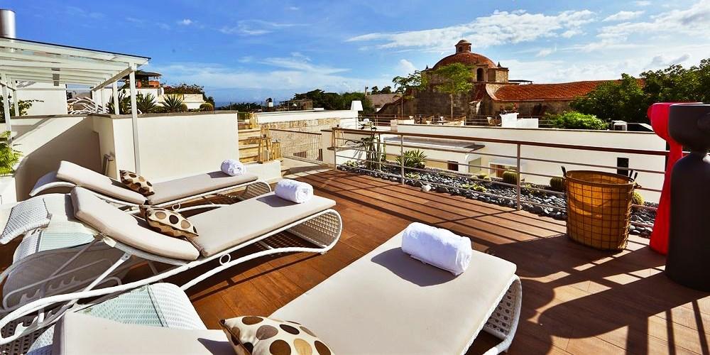 Billini Hotel -- Santo Domingo, Dominican Republic