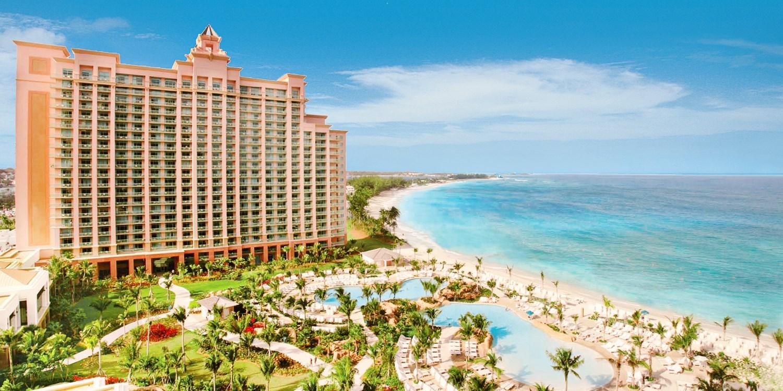 Atlantis, Paradise Island - The Reef -- Nassau, Bahamas