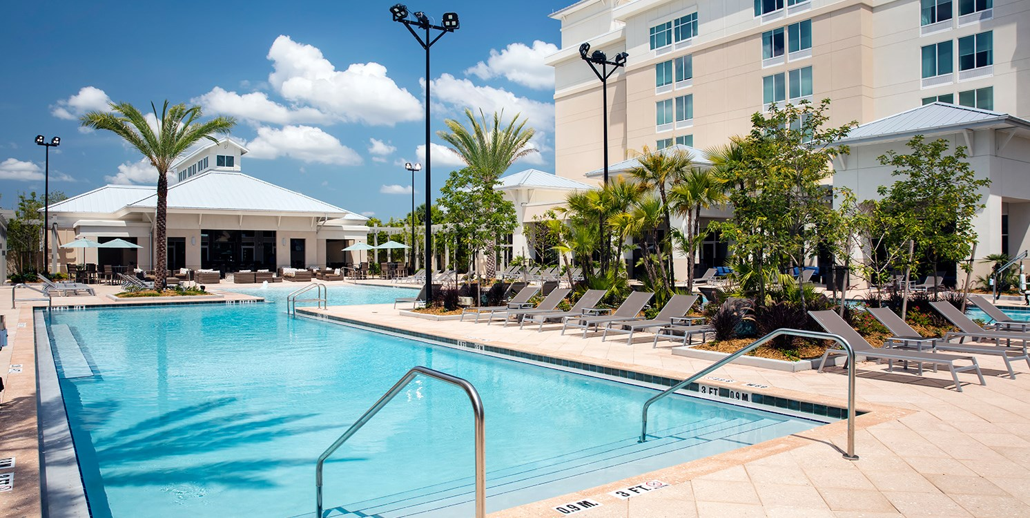 SpringHill Suites Orlando at  Flamingo Crossings  -- Bay Lake, FL