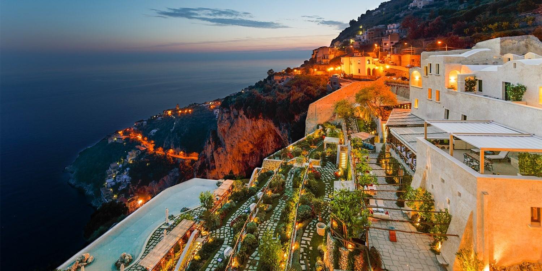 Monastero Santa Rosa Hotel & Spa -- Conca dei Marini, Italy