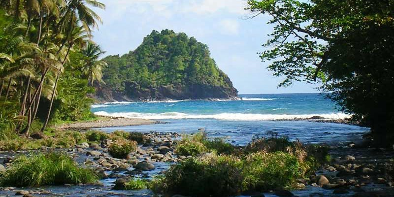 Calibishie Cove  -- Dominica
