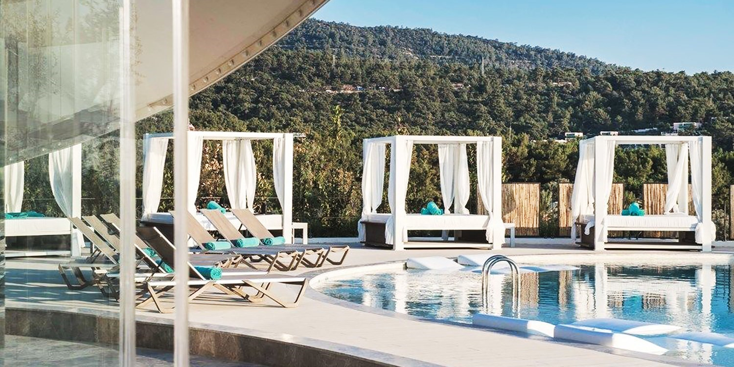 Nikki Beach Resort & Spa Bodrum -- Bodrum, Turkey