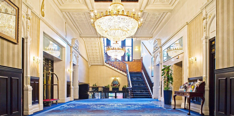 Royal Station Hotel -- Newcastle